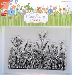 Joy Craft - Clear Stamp - Grass Silhouette