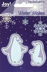 Joy Crafts - Cutting Die - Winter Wishes Penguins