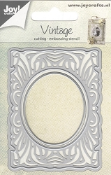 Joy Crafts - Cutting & Embossing Die - Vintage Circle
