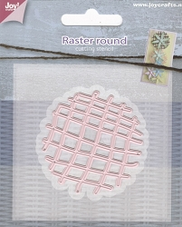Joy Crafts - Cutting Die - Raster Round