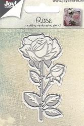 Joy Crafts - Cutting & Embossing Die - Rose