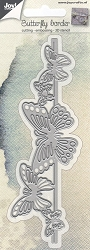 Joy Crafts - Cutting & Embossing Die - Butterfly Border