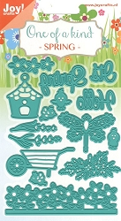 Joy Crafts - Cutting & Embossing Die - One of a Kind Spring