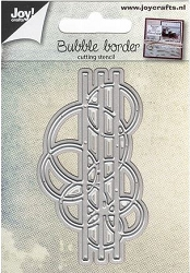 Joy Crafts - Cutting Die - Bubble Border