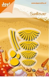 Joy Crafts - Cutting Die - Noor! Sunflower