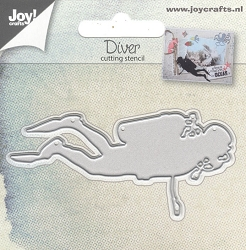 Joy Crafts - Cutting Die - Diver