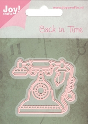 Joy Crafts - Cutting & Embossing Die - Back In Time Telephone