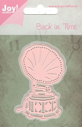Joy Crafts - Cutting & Embossing Die - Back In Time Gramophone