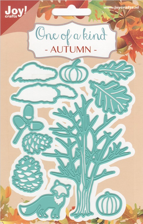 Joy Crafts - Autumn and Christmas dies