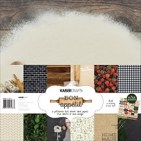 KaiserCraft - Bon Appetit Collection - Paper Pack