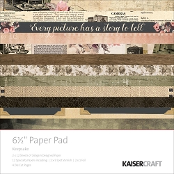 KaiserCraft - Keepsake Collection - 6.5