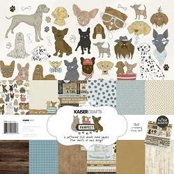 KaiserCraft - Pawfect Collection - Dog Paper Pack
