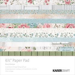 KaiserCraft - Rose Avenue Collection - 6.5