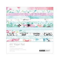KaiserCraft - Wildflower Collection - 6.5