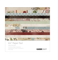 KaiserCraft - Cherry Tree Lane Collection - 6.5