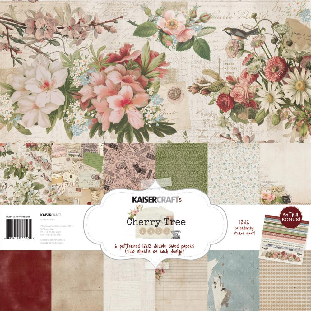 KaiserCraft - Cherry Tree Lane Collection