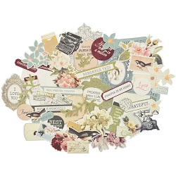 KaiserCraft - Cherry Tree Lane Collection - Collectables Die Cuts