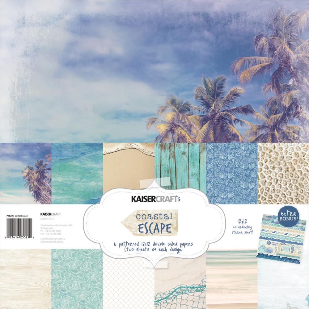 KaiserCraft - Coastal Escape Collection