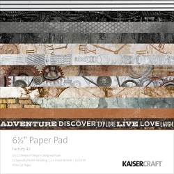 KaiserCraft - Factory 42 Collection - 6.5