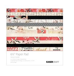KaiserCraft - Hanami Garden Collection - 6.5