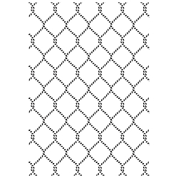 KaiserCraft - Embossing Folder - Netting (4x6)