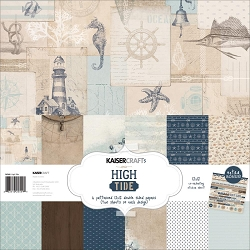 KaiserCraft - High Tide Collection - Paper Pack