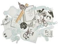 Kaiser - Pitter Patter Collection - Die Cuts - Collectables - Boy