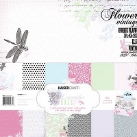 KaiserCraft - Lavender Haze collection