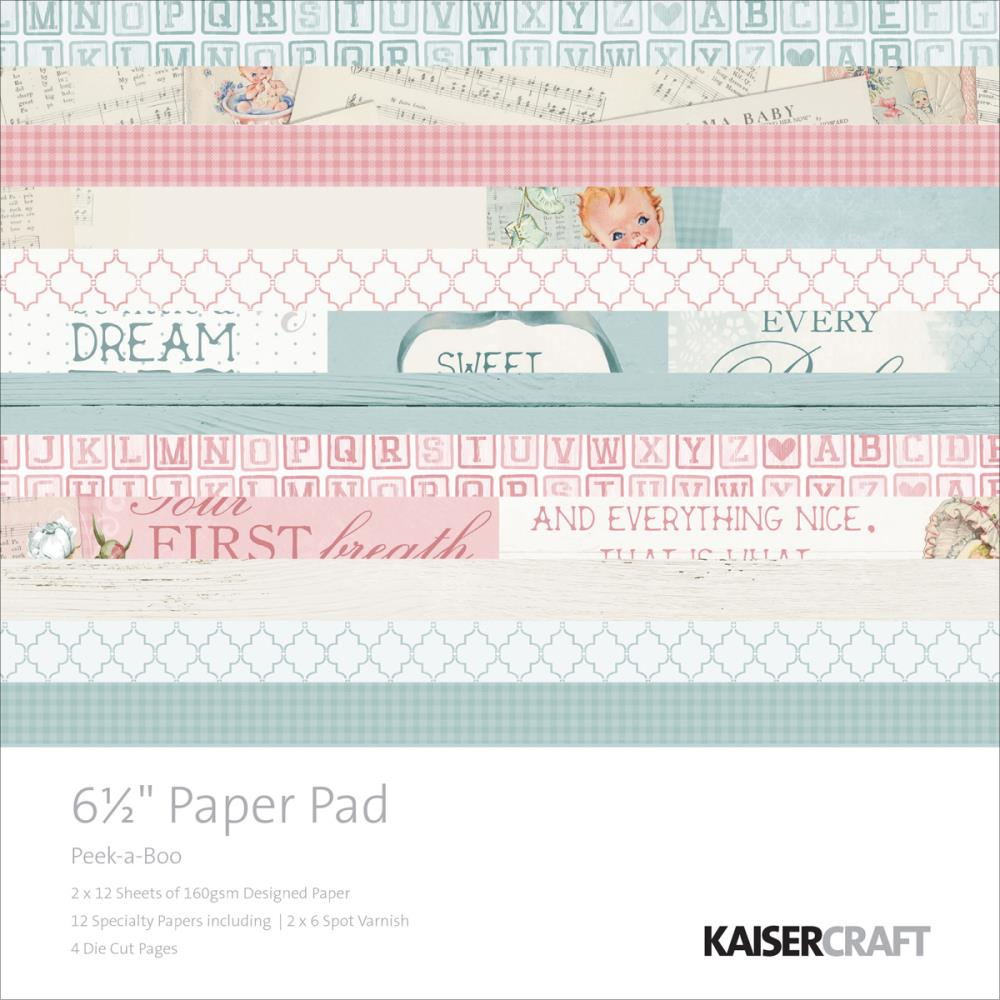 KaiserCraft - Peek-A-Boo Collection