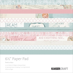 KaiserCraft - Peek-A-Boo Collection - 6.5