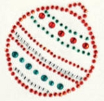 Kaiser-Rhinestone-Picture-Bauble-Colored