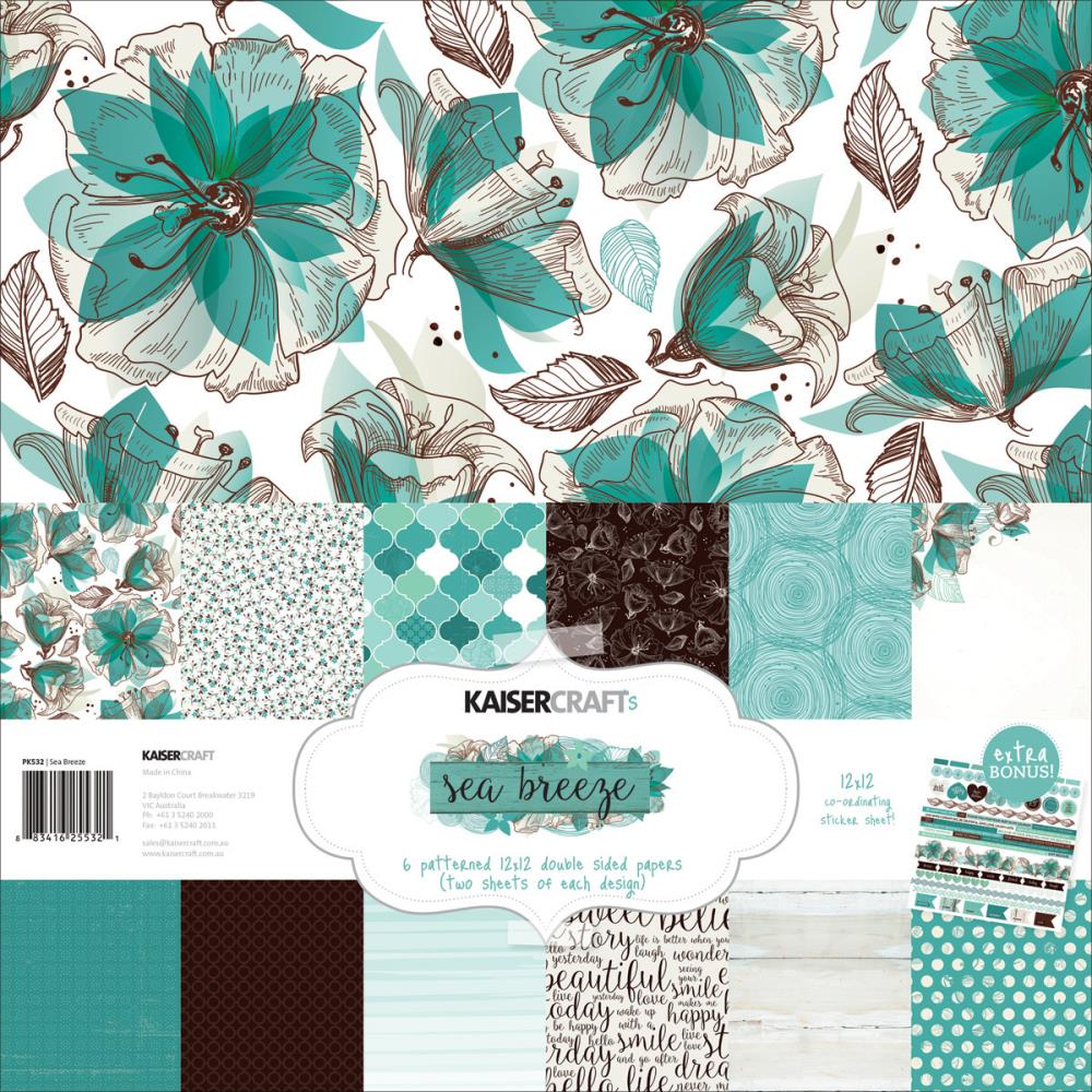 KaiserCraft - Sea Breeze Collection