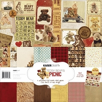 KaiserCraft - Teddy Bear Picnic Collection