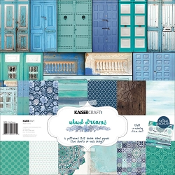KaiserCraft - UBud Dreams Collection - Paper Pack