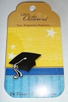 K & Co. - Life's Little Occasions - Tag Pad - Graduation