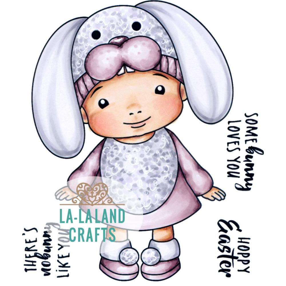 La-La Land - April 2017 stamp & die release