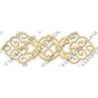 La-La Land Crafts - Die - Ornate Flourish Scroll