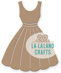La-La Land Crafts - Die - Dress