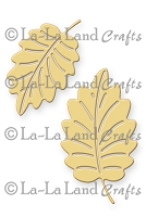 La-La Land Crafts - Die - Two Leaves (set of 2)