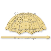 La-La Land Crafts - Die - Beach Umbrella