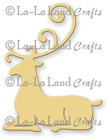 La-La Land Crafts - Die - Reindeer 2