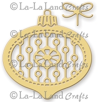 La-La Land Crafts - Die - Ornament 1