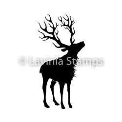 Lavinia Stamps - Clear Stamp - Reindeer (small)