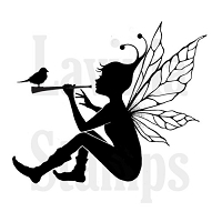 Lavinia Stamps - Clear Stamp - Fairy Sky