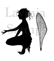 Lavinia Stamps - Clear Stamp - Fairy Shaylee