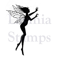 Lavinia Stamps - Clear Stamp - Fairy Mia