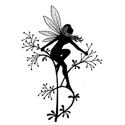 Lavinia Stamps Clear Stamp Flower Fairy