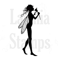 Lavinia Stamps - Clear Stamp - Fairy Bria Rose