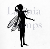 Lavinia Stamps - Clear Stamp - Fairy Nissa