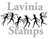 Lavinia Stamps - Clear Stamp - Fairy Chain Large
